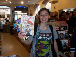 Photo bedecine free comic book day 2015 189