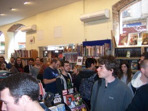 Photo bedecine free comic book day 2015 190
