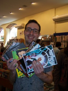Photo bedecine free comic book day 2015 195