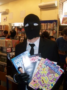 Photo bedecine free comic book day 2015 197