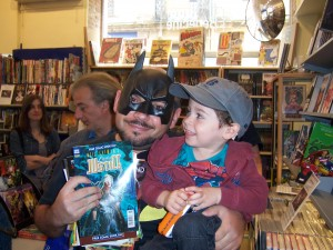 Photo bedecine free comic book day 2015 199