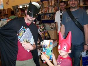 Photo bedecine free comic book day 2015 201