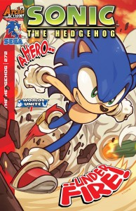 SONIC THE HEDGEHOG #272 #272 REG CVR