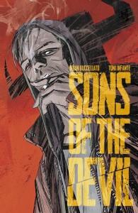 SONS OF THE DEVIL #1 CVR A INFANTE