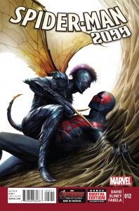SPIDER-MAN 2099 #12