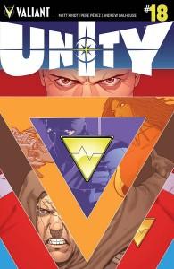 UNITY #18 CVR A PEREZ