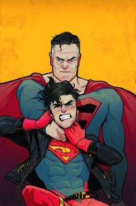 convergence superboy 2