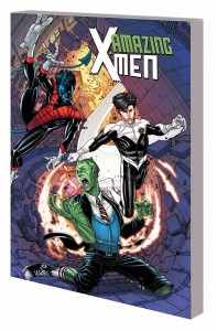 AMAZING X-MEN TP VOL 03 ONCE AND FUTURE JUGGERNAUT