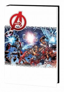 AVENGERS TIME RUNS OUT PREM HC VOL 04