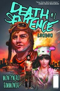 DEATH SENTENCE LONDON #1