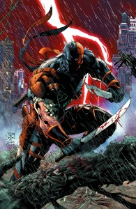 DEATHSTROKE TP VOL 01 GODS OF WAR (N52)