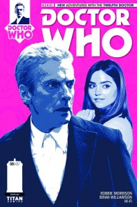 DOCTOR WHO THE TWELFTH DOCTOR #8