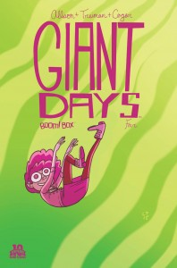 GIANT DAYS #4 (OF 12)