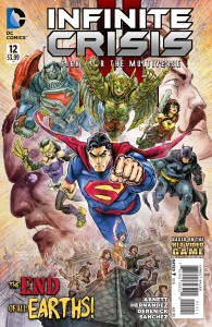 INFINITE CRISIS FIGHT FOR THE MULTIVERSE #12