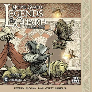 MOUSE GUARD LEGENDS OF GUARD VOL 03 #4