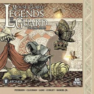MOUSE GUARD LEGENDS OF GUARD VOL 03 #4