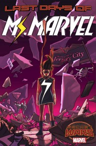 MS MARVEL #16