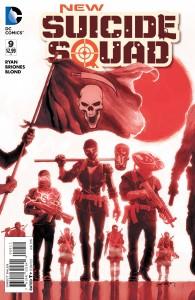 Suicide Squad : Vampires, Lycans, Zombies & Tentacules NEW-SUICIDE-SQUAD-9-195x300