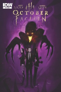 OCTOBER FACTION #8