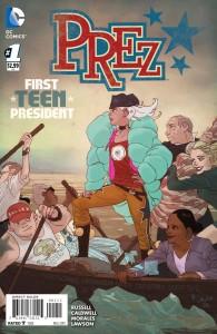 PREZ #1 (OF 12)