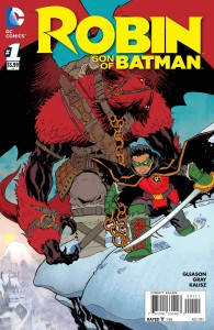 ROBIN SON OF BATMAN #1
