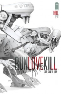 RUNLOVEKILL #3 (MR)