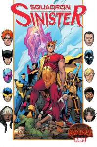 SQUADRON SINISTER #1