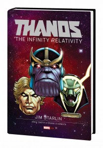 THANOS THE INFINITY RELATIVITY OGN HC