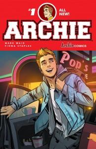 ARCHIE #1 #1 REG STAPLES CVR