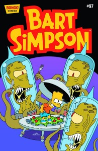 BART SIMPSON #97 #97
