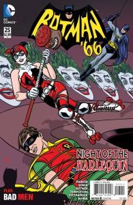 BATMAN 66 #25