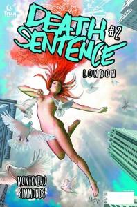 DEATH SENTENCE LONDON #2 #2 REG MONTYNERO (MR)