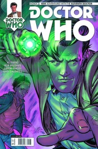 DOCTOR WHO THE ELEVENTH DOCTOR #14 #14 REG COOK