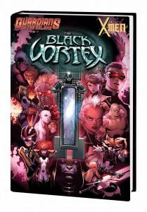 GUARDIANS OF GALAXY AND X-MEN HC BLACK VORTEX