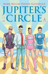 JUPITERS CIRCLE #4