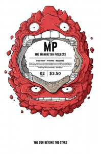 MANHATTAN PROJECTS SUN BEYOND THE STARS #2