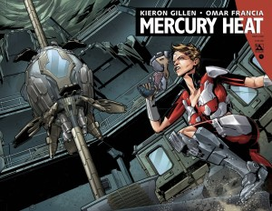 MERCURY HEAT #1 WRAP CVR (MR)
