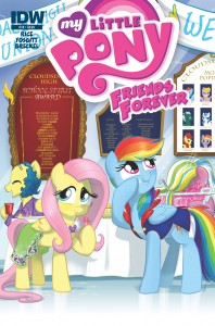 MY LITTLE PONY FRIENDS FOREVER #18