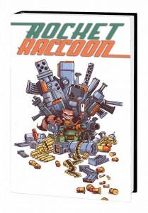 ROCKET RACCOON VOL. 2 STORYTAILER PREMIERE HC VOL 02 STORYTAILER