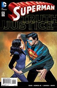 SUPERMAN #42