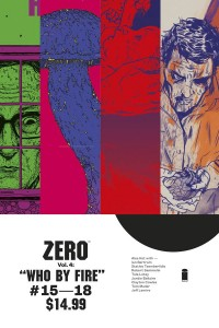 ZERO TP VOL 04 WHO BY FIRE (MR)