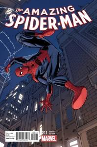 AMAZING SPIDER-MAN #20.1 BRADSHAW VAR