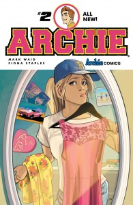 ARCHIE #2 #2 FIONA STAPLES REG CVR