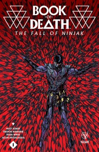 BOOK OF DEATH FALL OF NINJAK #1 CVR A KANO