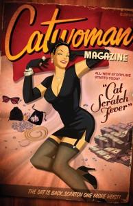 CATWOMAN #43 BOMBSHELLS