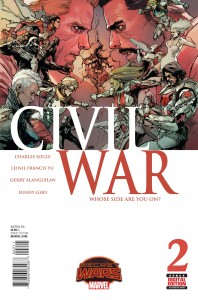 CIVIL WAR #2