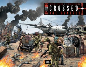 CROSSED PLUS 100 #7 AMERICAN HISTORY X WRAP CVR