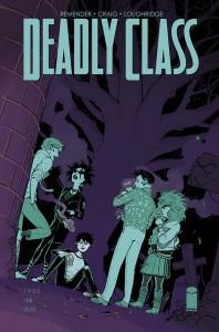DEADLY CLASS #15 (MR)