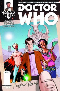 DOCTOR WHO THE ELEVENTH DOCTOR #15