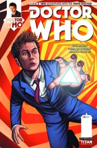 DOCTOR WHO THE TENTH DOCTOR #14